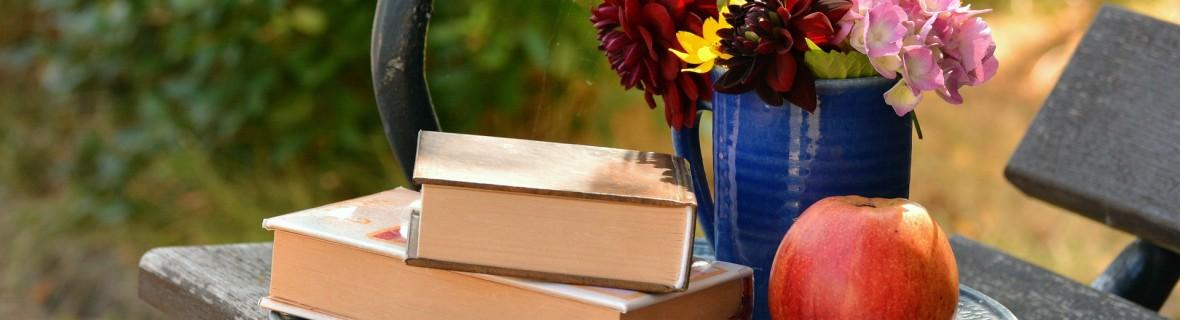 Lektury na październikowe wieczory