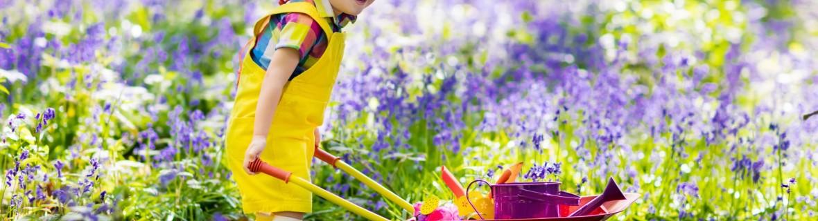 Na miarę małych ogrodników – narzędzia dla dzieci