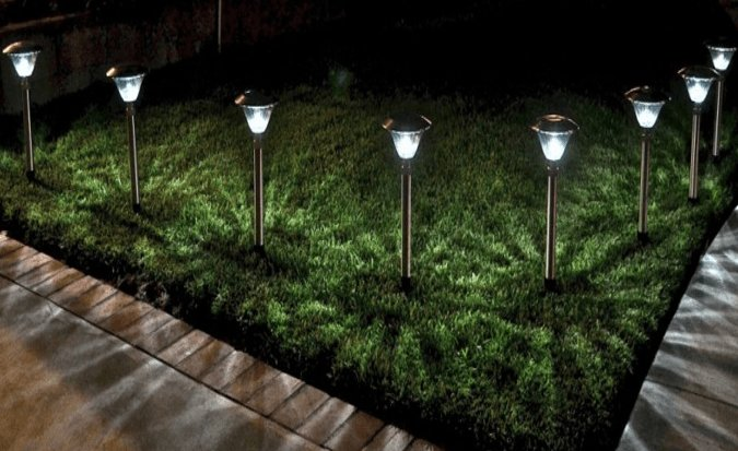 Ogrodowe Lampy Solarne