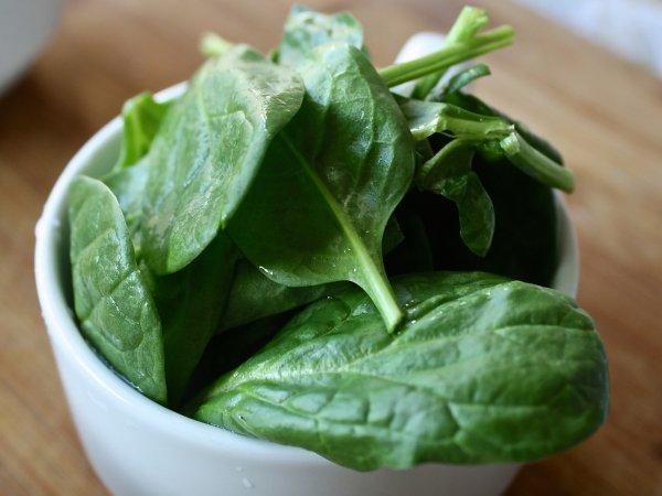 Baby leaves, czyli młode listki jako stały element diety