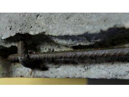 Proces korozji żelbetu. Źródło: archiwum BOLIX