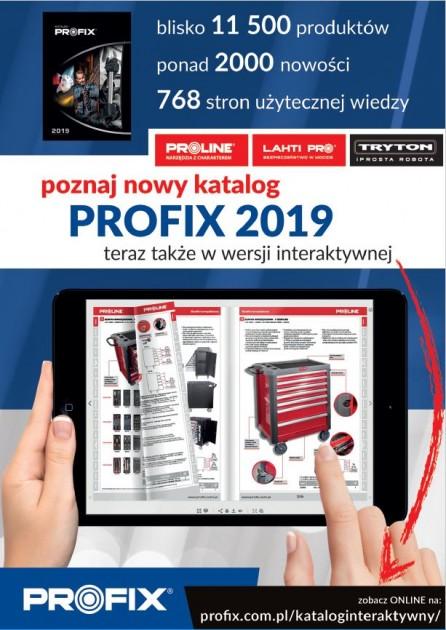 PROFIX - katalog 2019