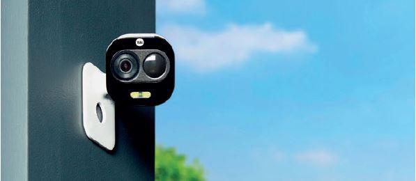 Kamera zewnętrzna do monitoringu