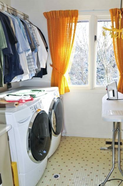 Pralnia w domu to wygodne i praktyczne pomieszczenie gospodarcze
