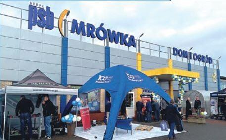 Market Mrówka w Świdwinie