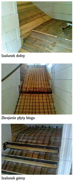 Termat - Schody betonowe