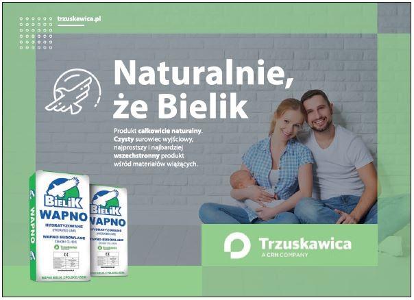 TRZUSKAWICA - Bielik WAPNO