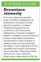 Drewniane elemanty