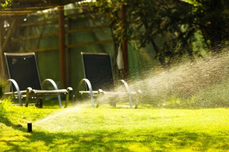 Automatyczny system nawadniania ogrodu