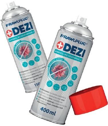 Uniwersalny środek dezynfekujący DEZI