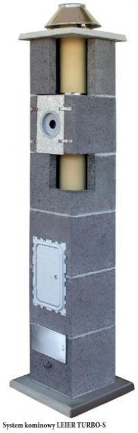 System kominowy LEIER TURBO-S