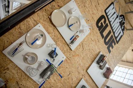 Fot. 2 Mamut Glue charakteryzuje się doskonałą przyczepnością do większości materiałów budowlanych.