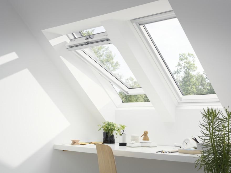 VELUX Okna dachowe