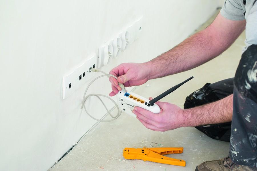 W niektórych miejscach mieszkania warto zainwestować w rozbudowane systemy gniazd elektrycznych