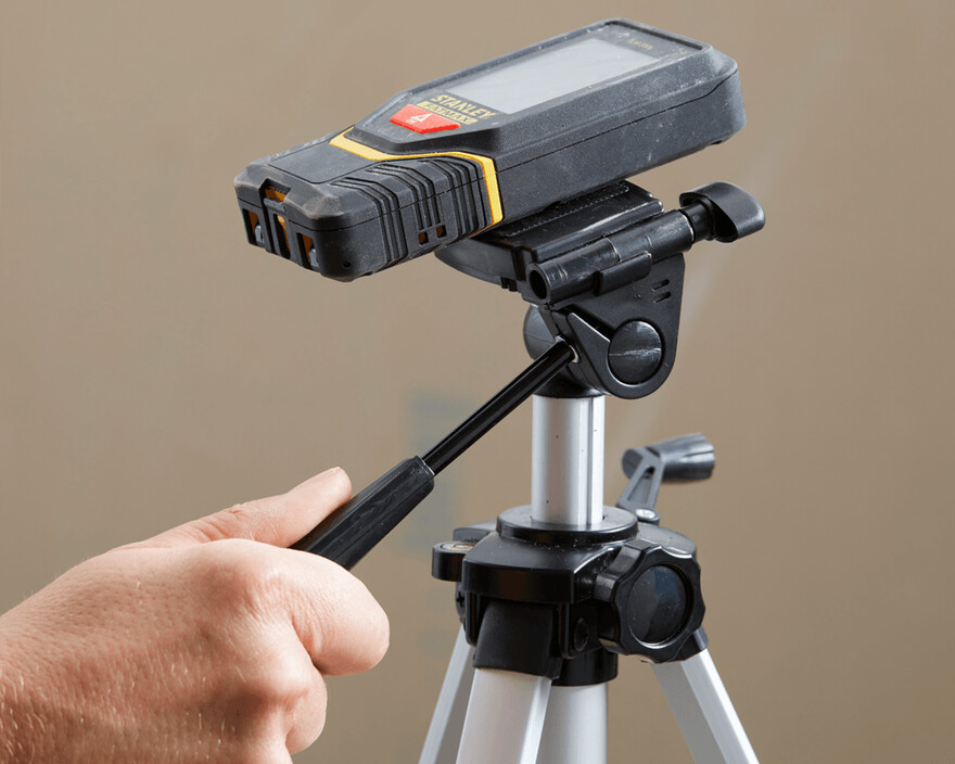 Laserowy miernik odległości, STHT1-77140