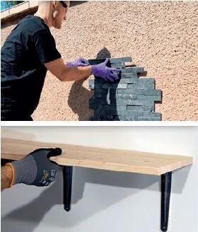 Dobra przyczepność do: betonu, zapraw, kamienia, klinkieru, włókno-cementu, ceramiki, drewna i metali.
