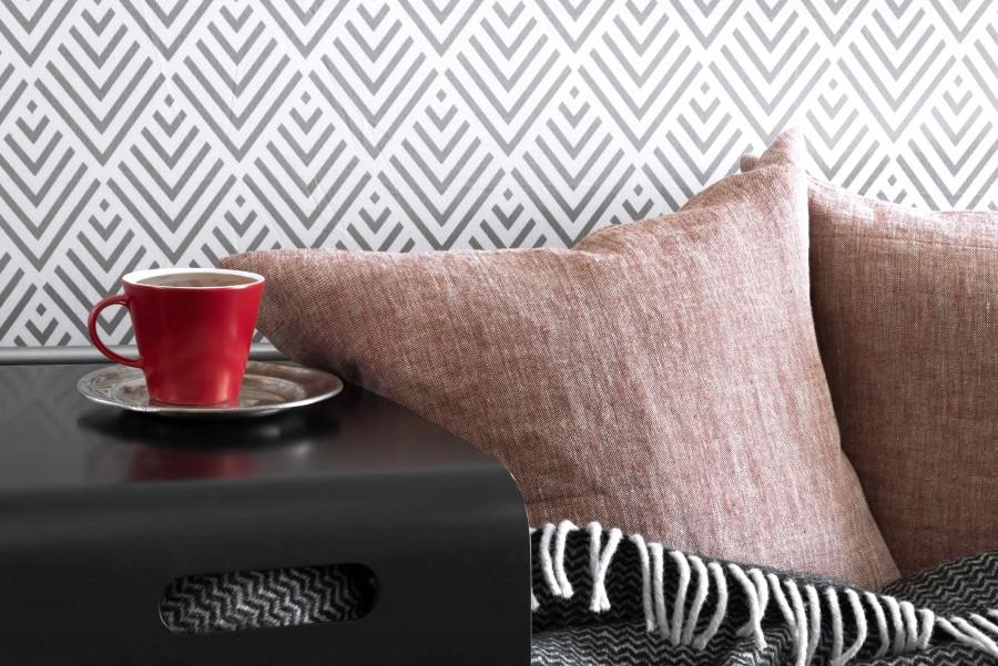 Nowoczesne tapety są stylowym i przyciągającym wzrok rozwiązaniem