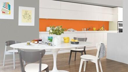 Farby do kuchni powinny być wytrzymałe