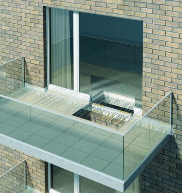 Jak Dobrze Ocieplić Balkon Grupa Psb Materiały Budowlane