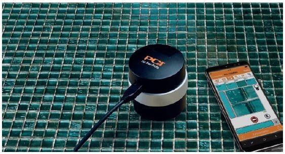 Urządzenie PCI Colorcatch Nano z aplikacją PCI-App MULTICOLOR