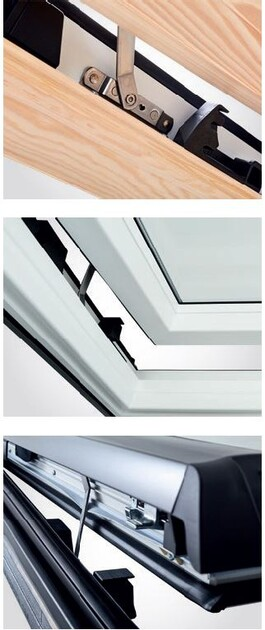 Okna dachowe ROTO