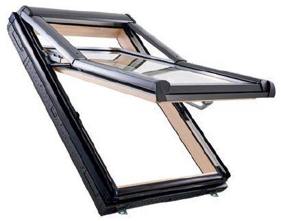 Okno wysokoosiowe Designo R79 WD