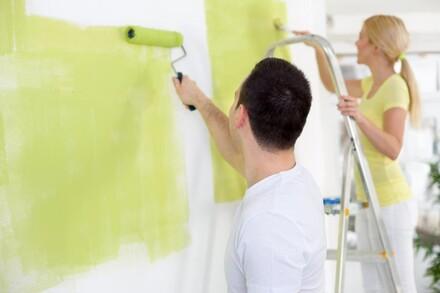 Ostateczny efekt malowania zależy w bardzo dużym stopniu od jakości wybranej farby