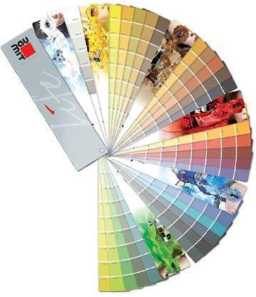 BAUMIT - paleta kolorów