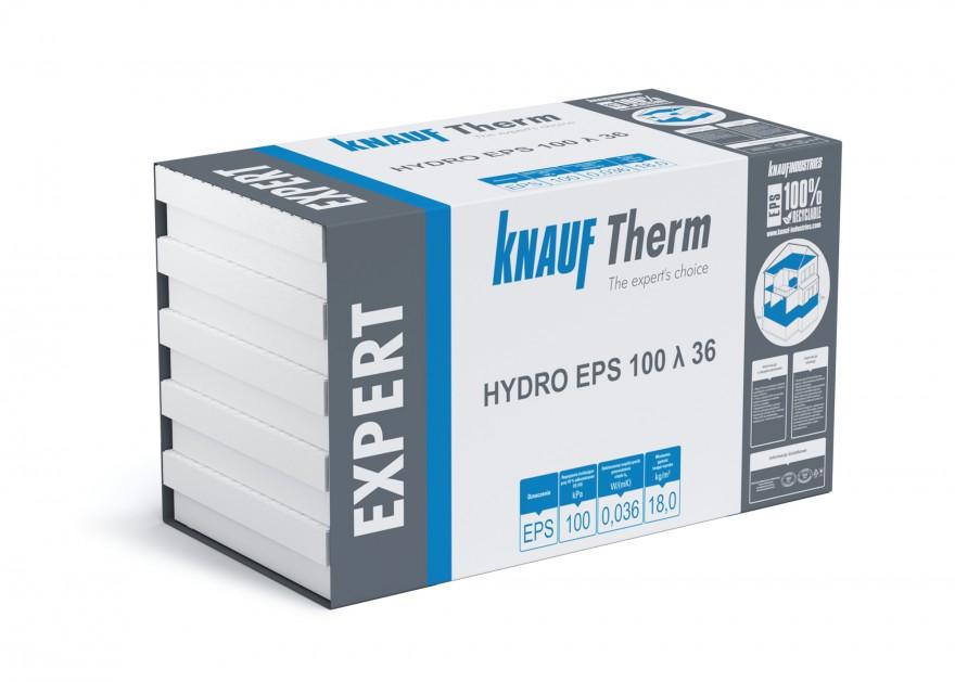 Styropian Knauf Therm EXPERT HYDRO Fot. Knauf Therm
