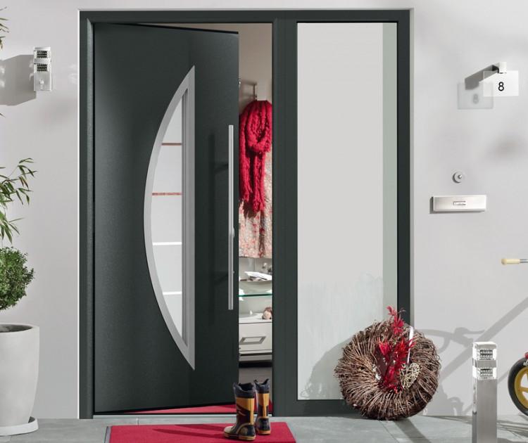Drzwi zewnętrzne muszą odznaczać się bardzo dobrymi parametrami cieplnymi