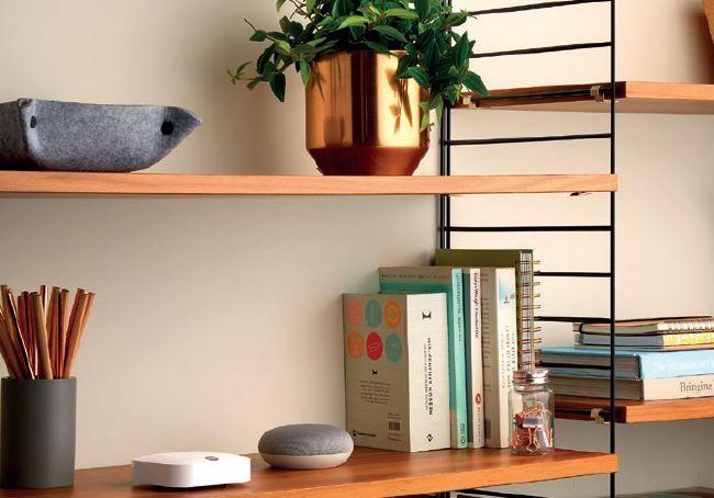 YALE HOME - aplikacja na smartfona.