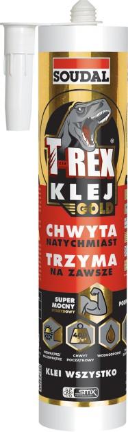 Klej T-REX Gold marki Soudal