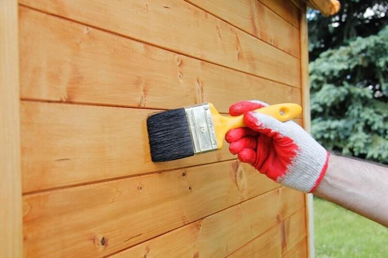 Sami możemy przeprowadzić prace polegające na zabezpieczeniu drewna