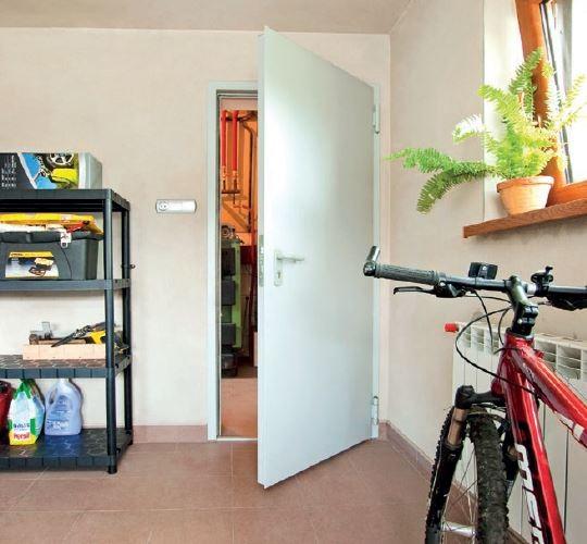 Wiśniowski - Drzwi do pomieszczeń technicznych