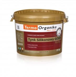 TERMO ORGANIKA Tynk silikonowy GOLD