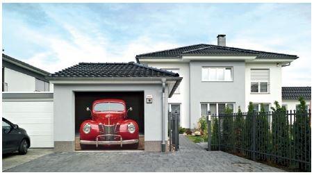 Nowe powierzchnie bram garażowych HORMANN