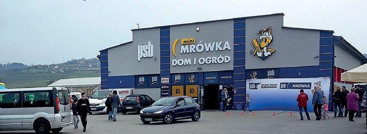 Mrówka - ŁOSOSINA DOLNA (woj. małopolskie)