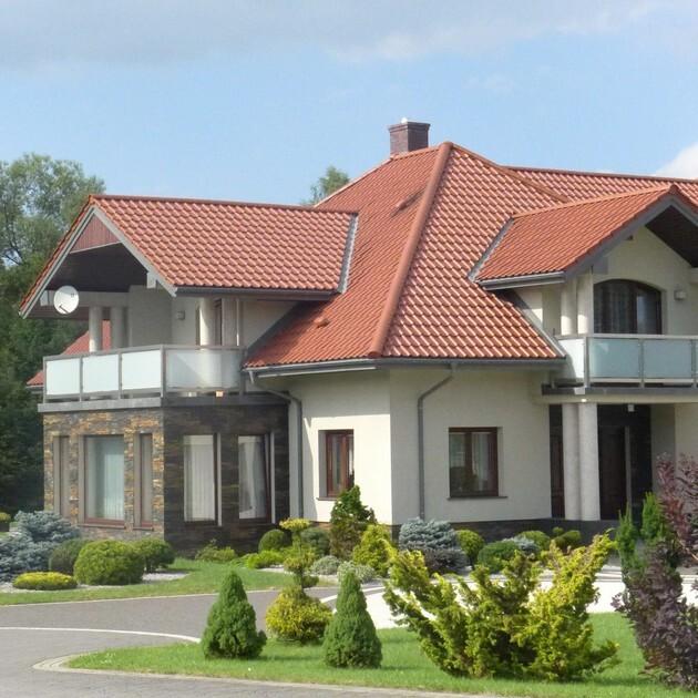 Rozbudowany dach podnosi koszty budowy domu