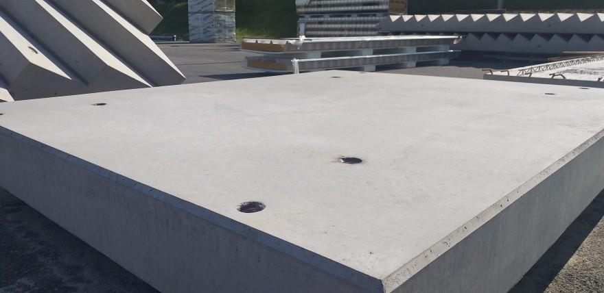 Zdj. 3. Gwarantem szybszego czasu montażu przy jednoczesnej stabilności całej konstrukcji są też Balkony prefabrykowane. Źródło: Archiwum TERMAT.