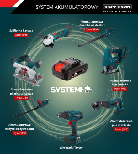 System akumulatorowy