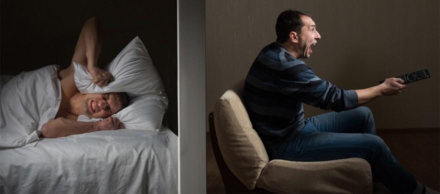 Rys.2. Przedścianka pomoże wyeliminować uciążliwy hałas od sąsiada