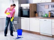 Systematyczne sprzątanie sprawi że kuchnia zacznie błyszczeć