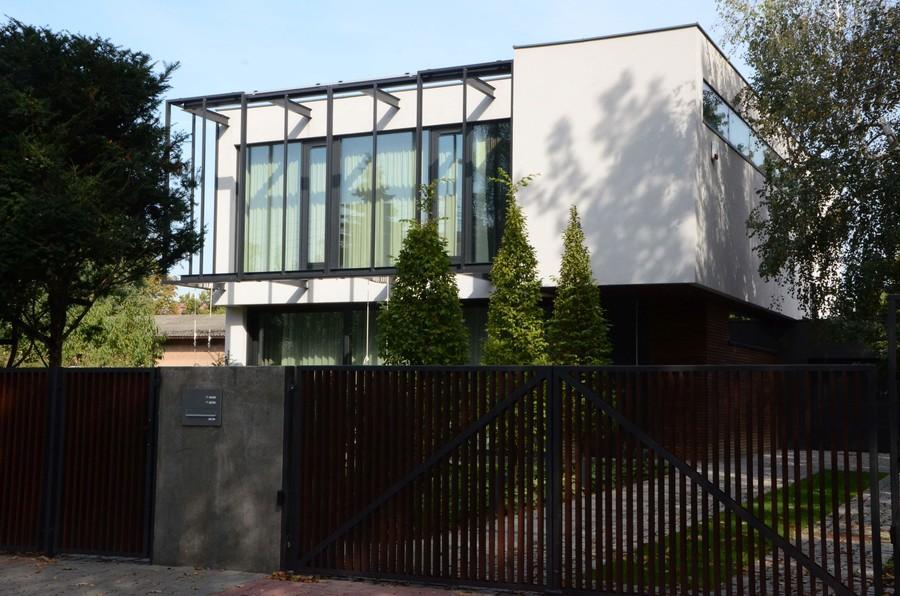 Dom w stylu industrialnym