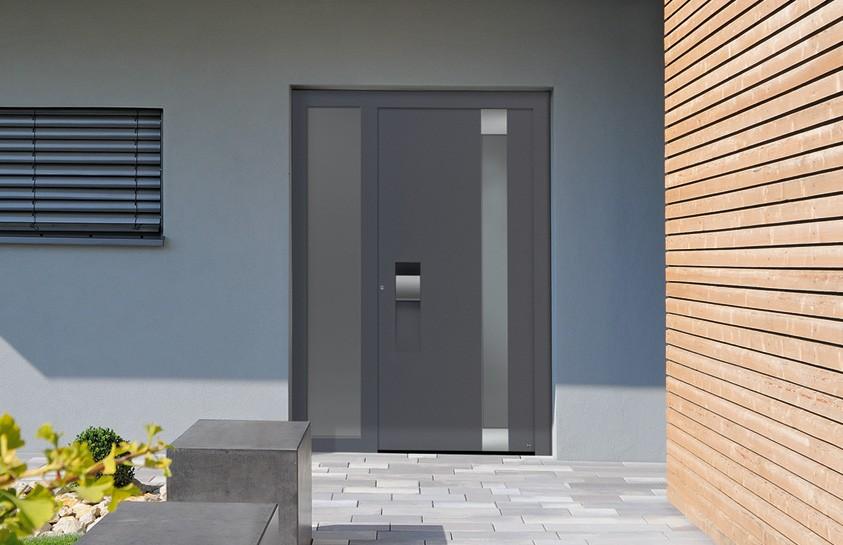 Ciepłe drzwi zewnętrzne to jeden z kluczowych elementów domu