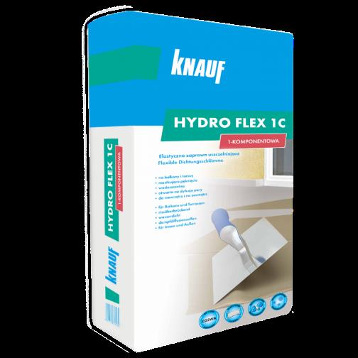 Elastyczna zaprawa uszczelniająca Knauf Hydro Flex 2C