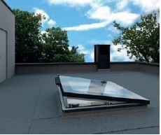 Okno z wklejanym pakietem szybowym w wersji solar