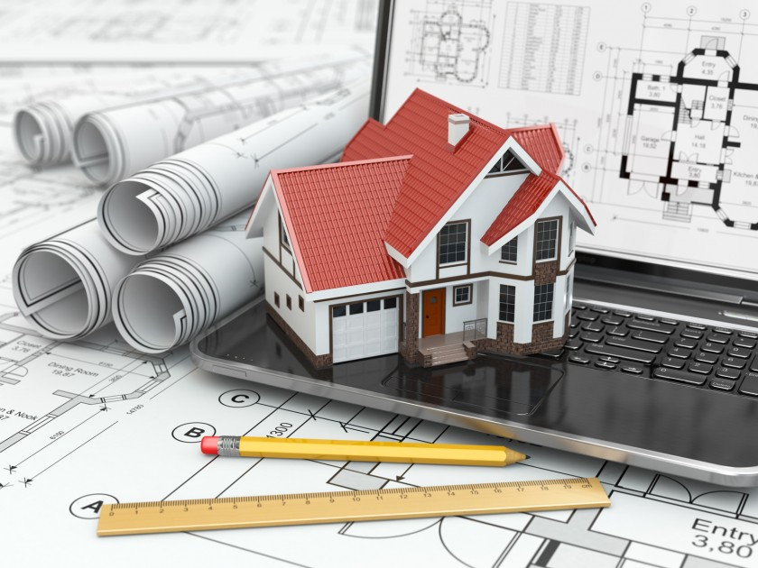 Projekt budowlany domu musi być przygotowany zgodnie z lokalnym planem zagospodarowania przestrzennego (fot. AdobeStock)