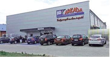 Market budowlany ARKADA Gniewno