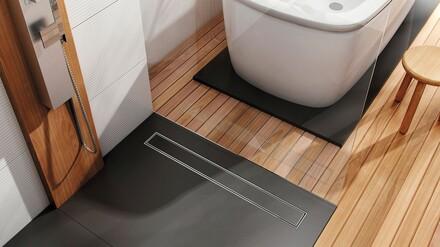 Decydując się na prysznic bez brodzika należy stosować jedynie certyfikowane produkty uszczelniające