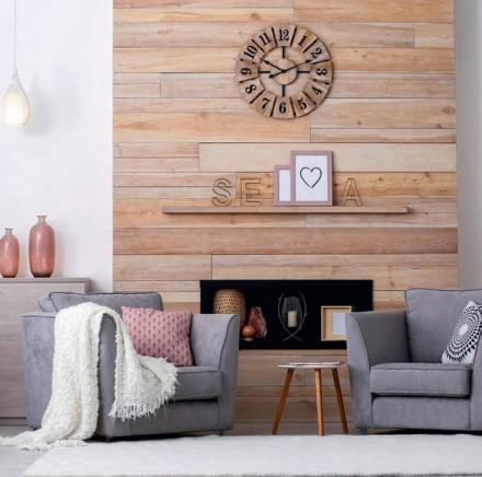 Zdj 12. Hit sezonu - dekoracje i detale z drewna